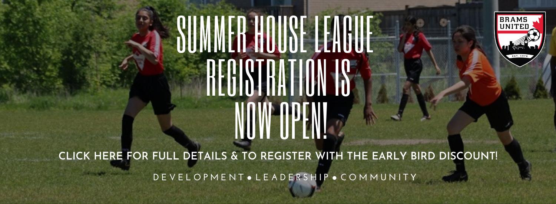 2020 Summer Registration