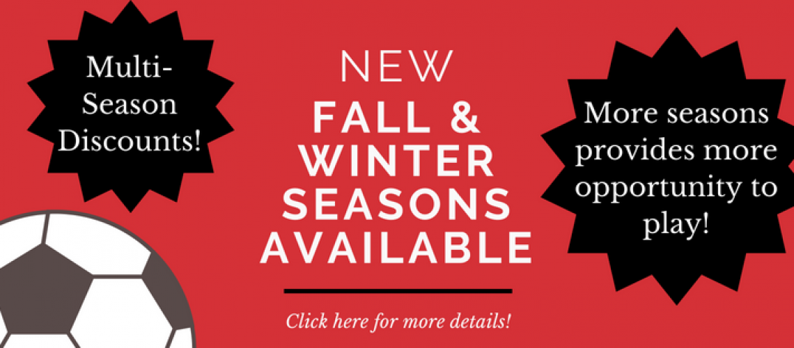 New Fall & Winter
