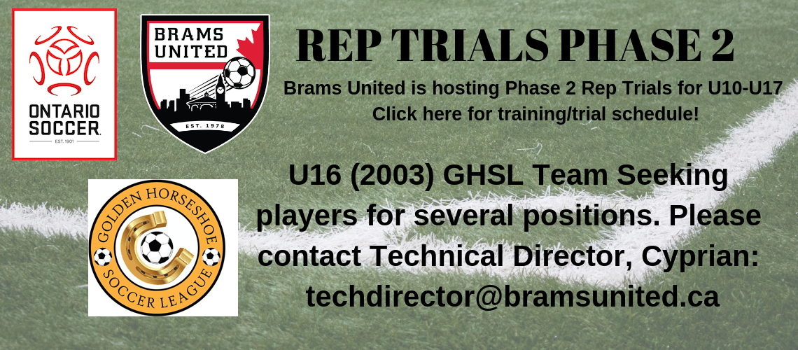 REP TRIALS PHASE 2