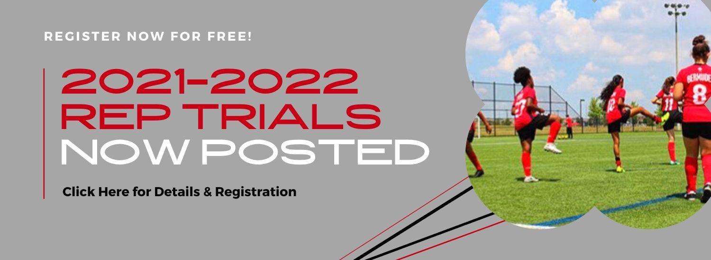 Website Rep Trials