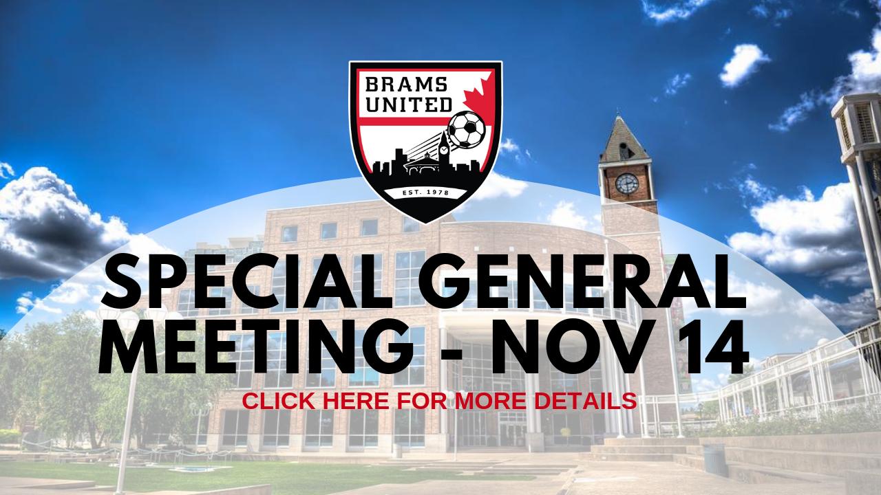 special general meetingnovember 14
